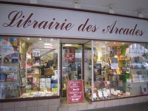 Librairie des Arcades - Lons le Saunier(Jura)