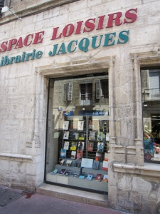 Librairie Jacques - Dole (Jura)