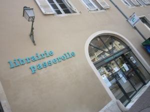 Librairie Passerelle - Dole (Jura)