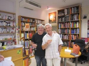 Avec mon ami Philippe Thiéfaine, le maître des lieux