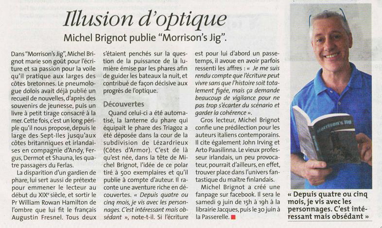 La Voix du Jura - Dole - 7 juin 2012