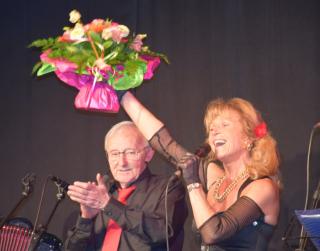 Guy Thomas et Josette Jagot Authume (Jura) - Mars 2014