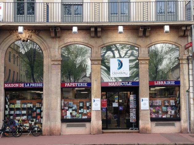Librairie Develay - Chalon sur Saône