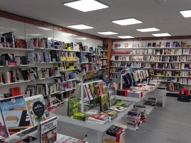 Librairie Develay - Chalon-sur-Saône (Saône-et-Loire-