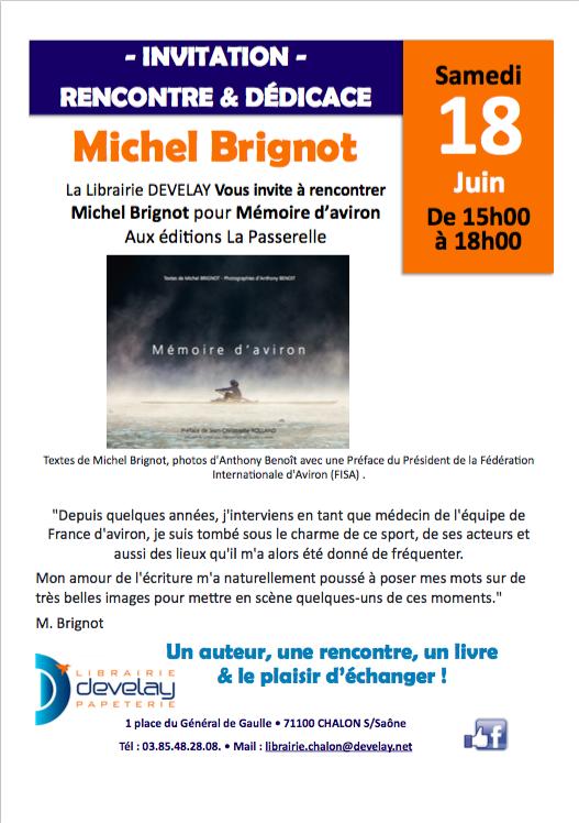 Librairie Develay - Chalon-sur-Saône - 18 juin 2016