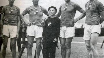 Le ptit Nono, médaillé aux JO de Berlin en 1936