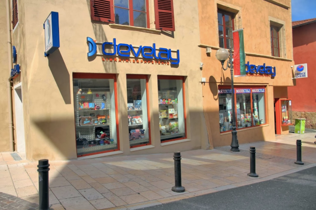 Librairie Develay - 1012 Rue Nationale - 69400 Villefranche-sur-Saône